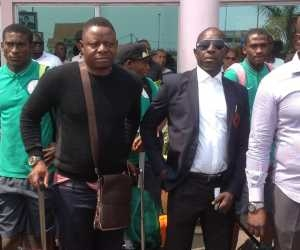 Averted Plane Crash: Dream Team Finally Arrive Gambia, ARIK Addresses Emergency Landing